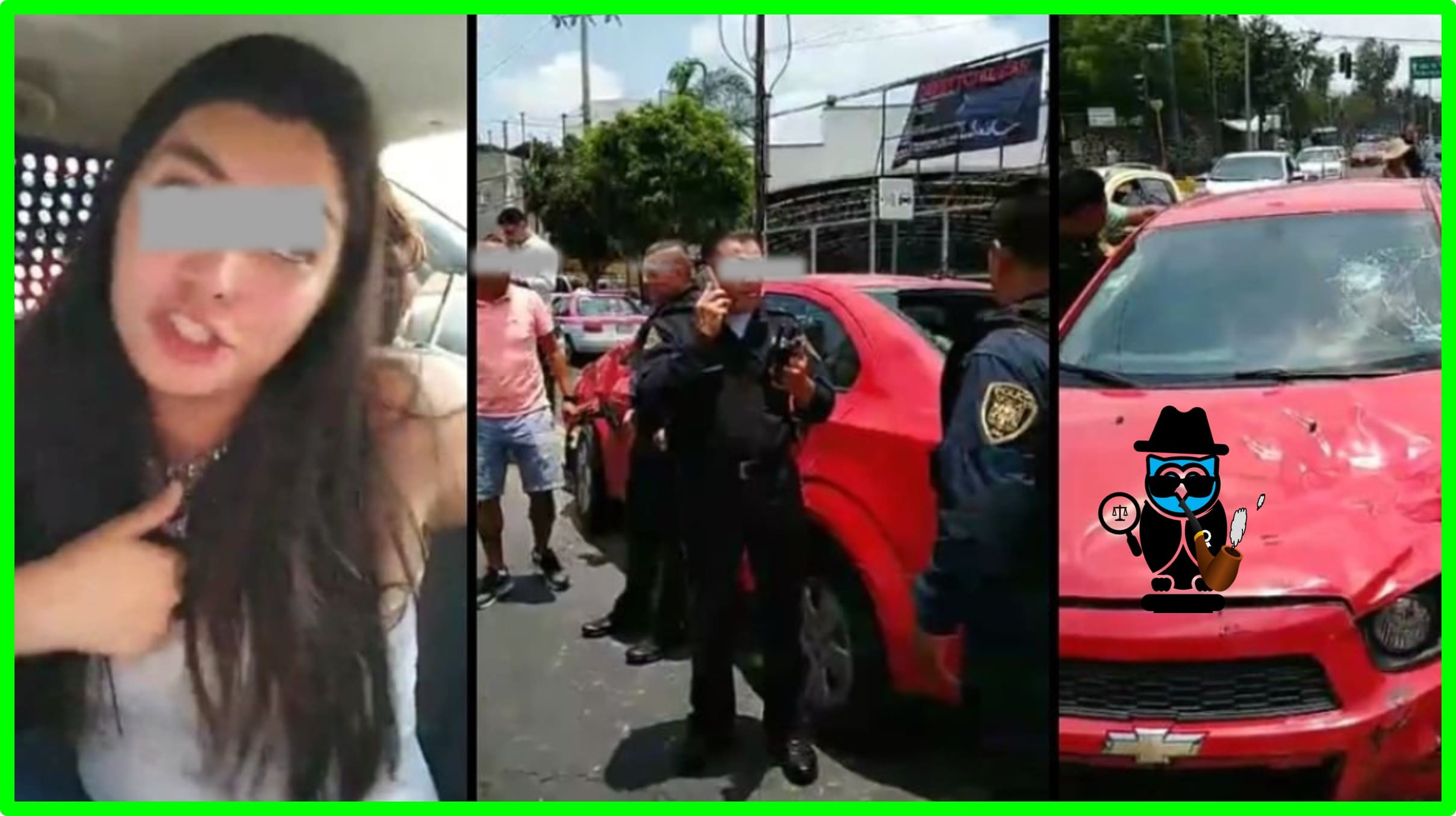 vinculan a proceso mujer a mujer que atropelló a abuelita