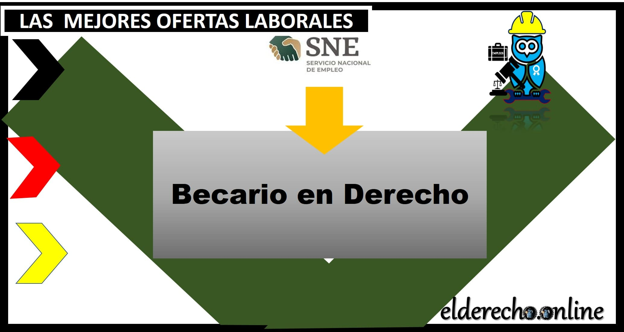 Photo of Becario en Derecho – SERVICIO NACIONAL DE EMPLEO DISTRITO FEDERAL