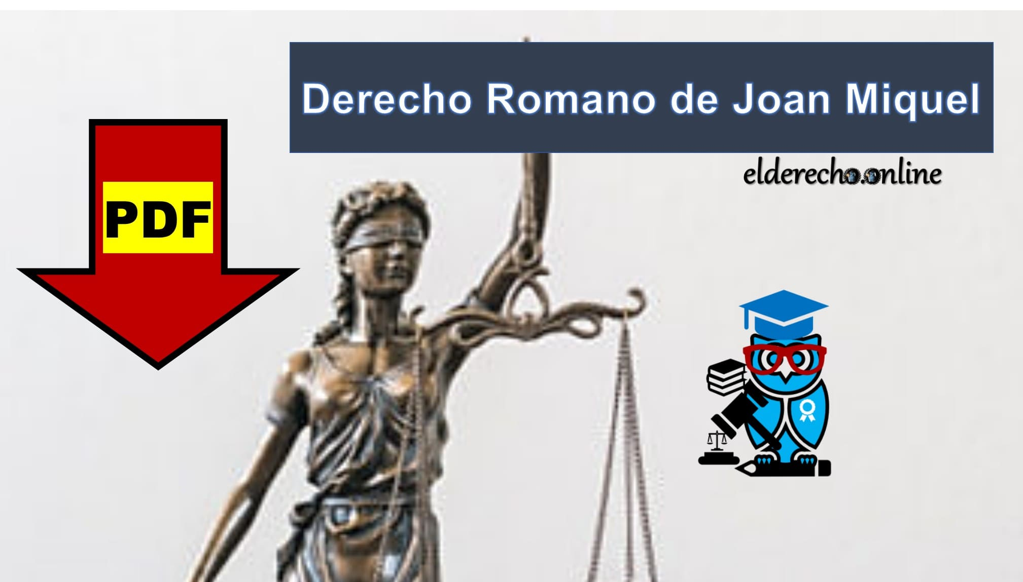 Photo of Derecho Romano de Joan Miquel