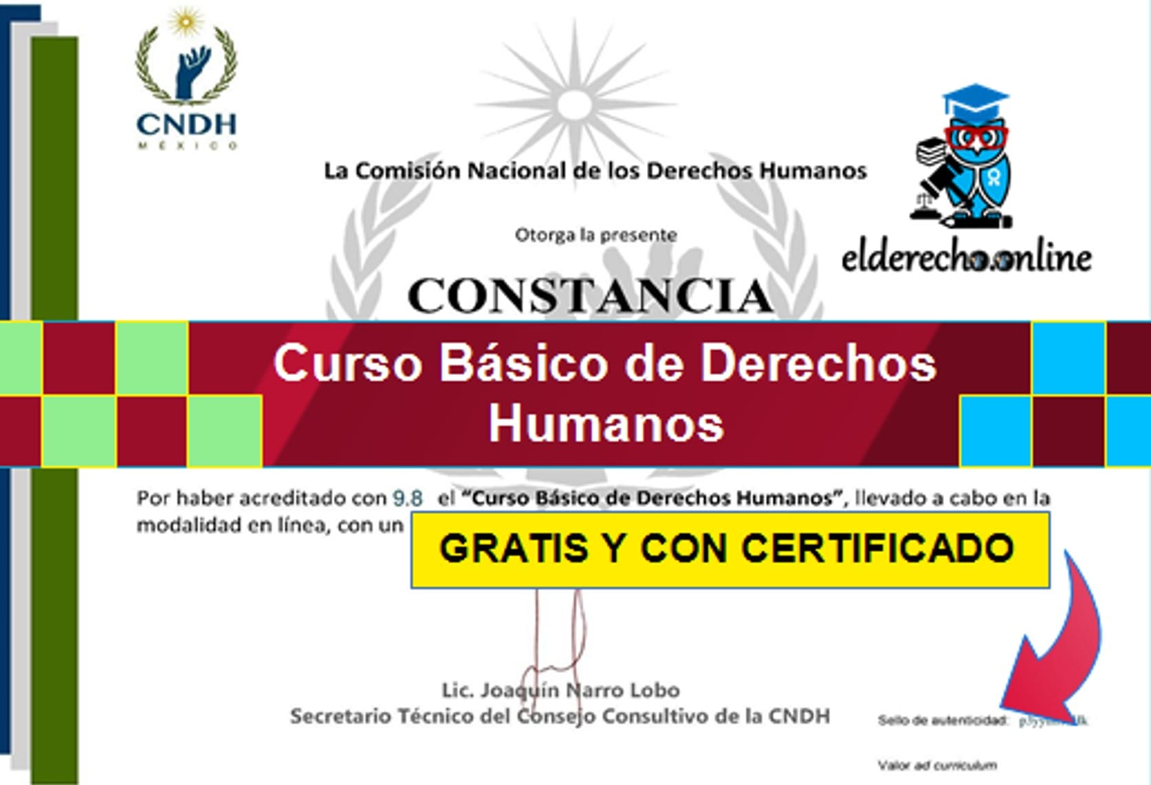 Photo of Curso Básico de Derechos Humanos