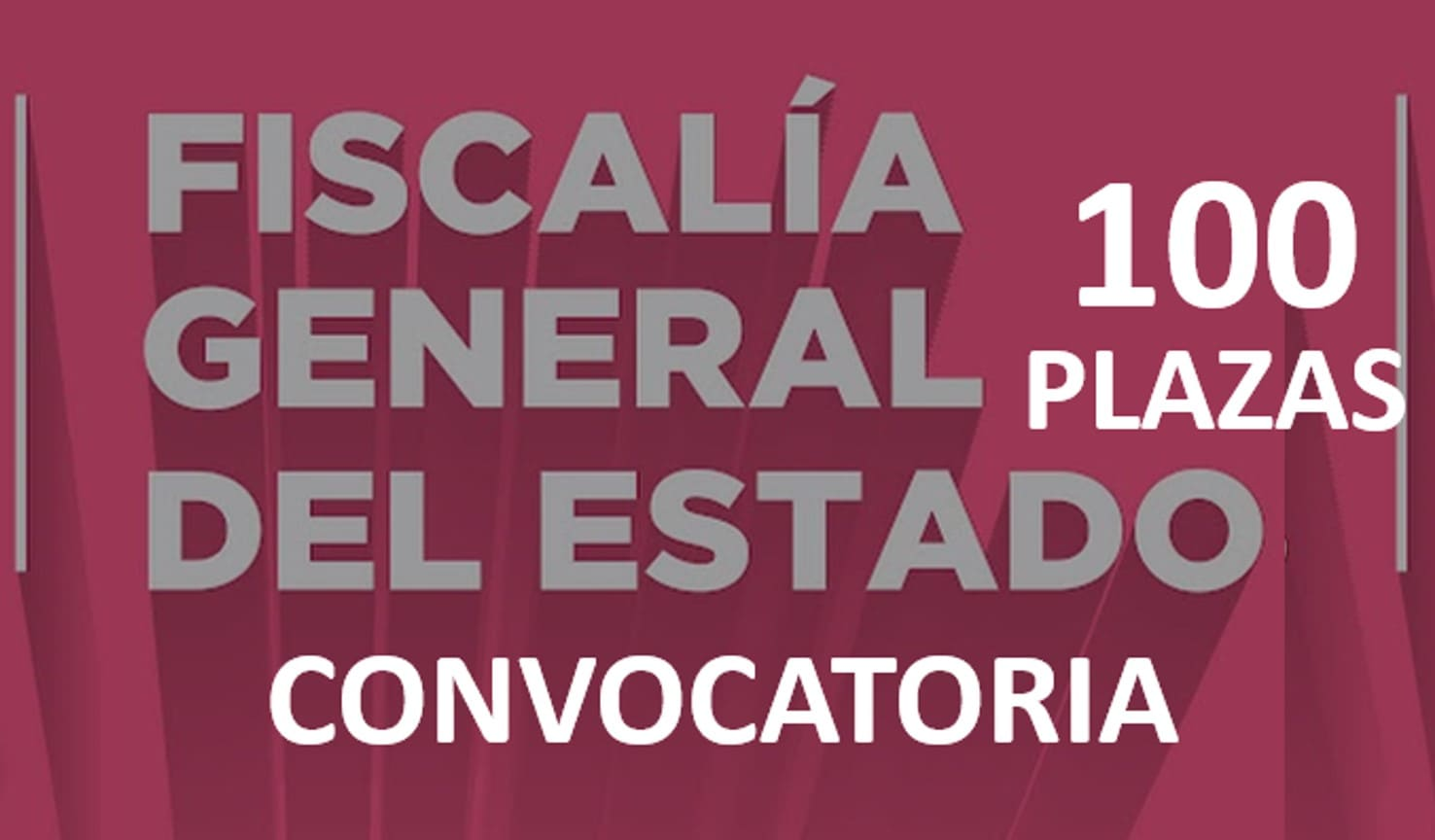 Photo of Plazas en FGE; Convocatorias 2020