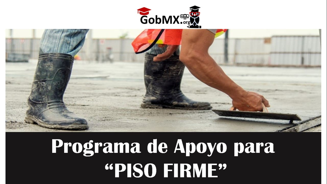 Photo of Programa de Apoyo para el Piso Firme