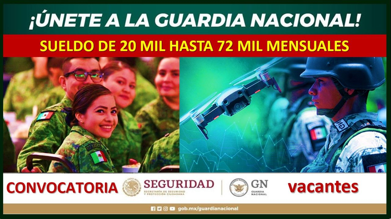 Photo of Guardia Nacional: Convocatoria 2020