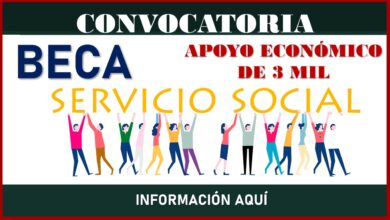 Photo of Beca para Servicio Social
