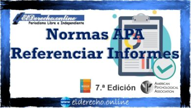Photo of Normas APA Referenciar Informes