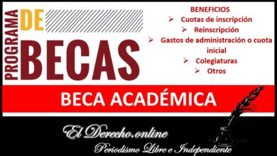 Photo of Convocatoria Becas Académicas 2020 – 2021