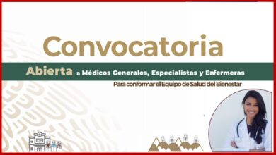 Photo of Convocatoria para Médicos Generales, Especialistas y Enfermeras