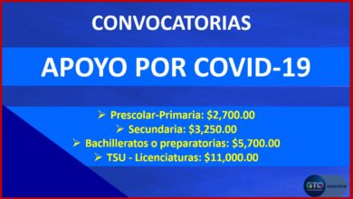 Photo of Apoyos Económicos por Covid19-Convocatoria 2020