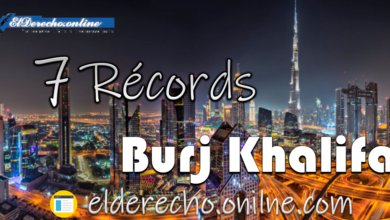 7 records del burj khalifa