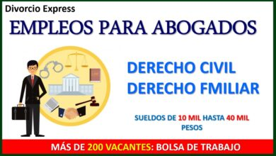 Photo of Empleos para Abogados: Divorcio Express