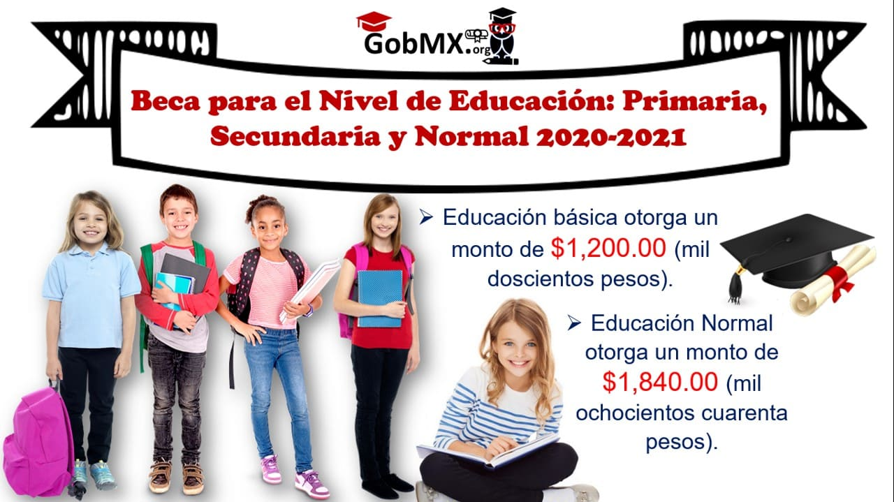 beca-para-el-nivel-de-educacion-primaria-secundaria-y-normal-2020-2021