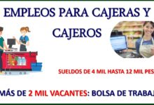 Photo of Empleos de Cajera o Cajero