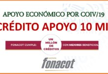 Photo of FONACOT Crédito Apoyo Diez Mil