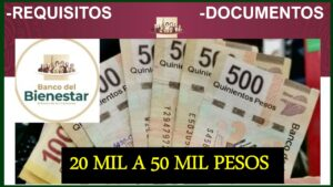 Requisitos y Documentos para los Creditos del Banco del Bienestar: Créditos Directos Productivos
