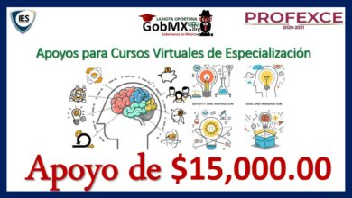 Photo of Apoyos para Cursos Virtuales de Especialización en IES Extranjeras-PROFEXCE