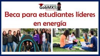 Photo of Beca para estudiantes líderes en energía