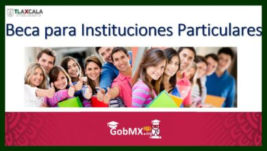 Photo of Beca para Instituciones Particulares