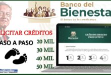 Photo of Créditos del Banco del Bienestar de 20 mil a 50 mil pesos