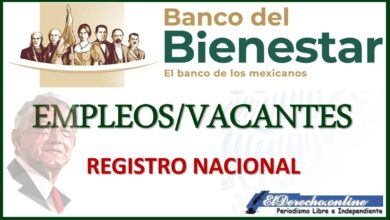 Photo of Vacantes del Banco del Bienestar en México