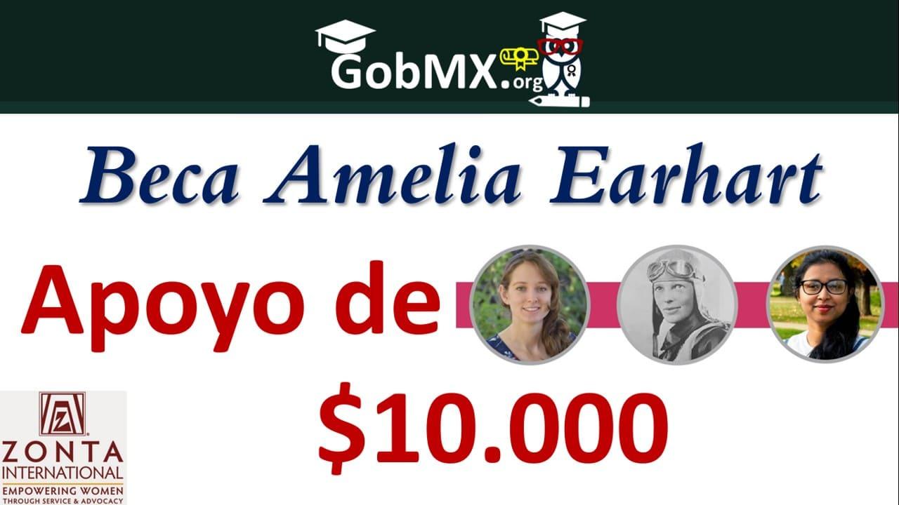 Beca Amelia Earhart