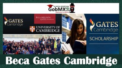 Beca Gates Cambridge