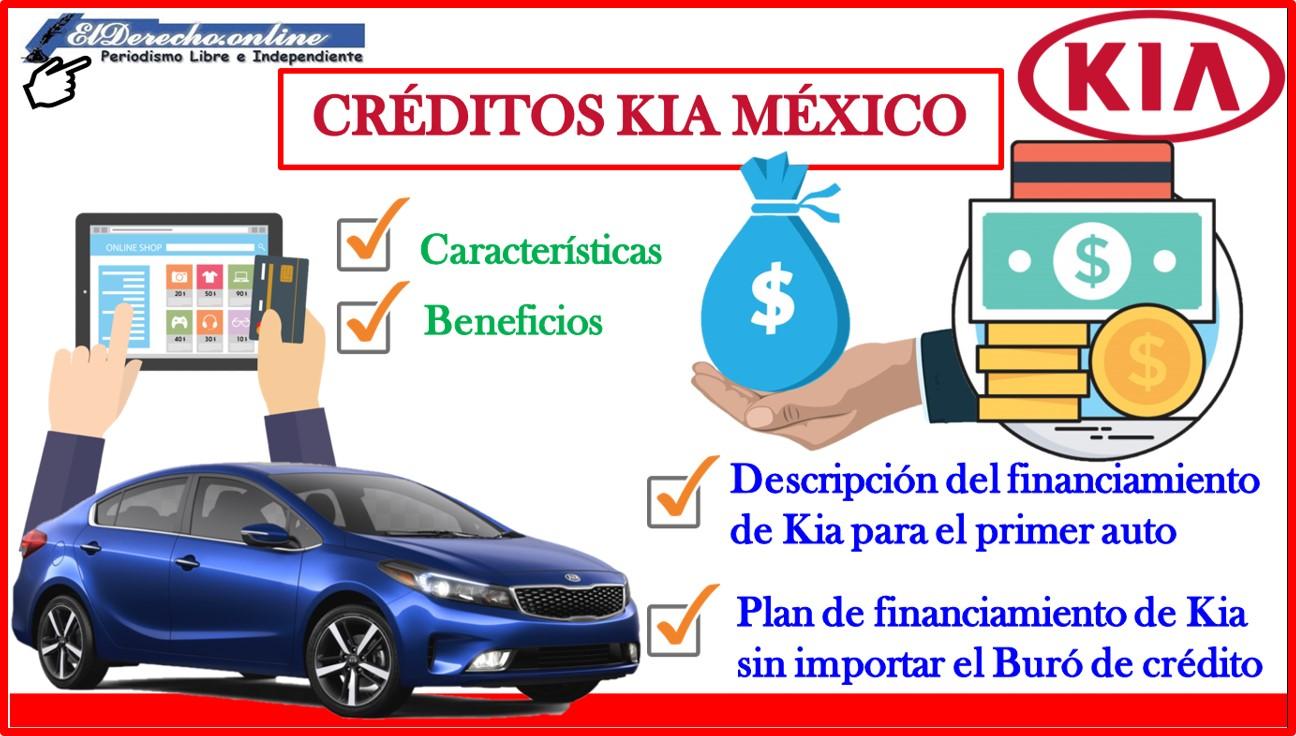 Créditos Kia México